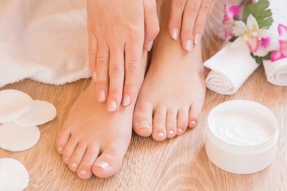 domowe kosmetyki do stóp