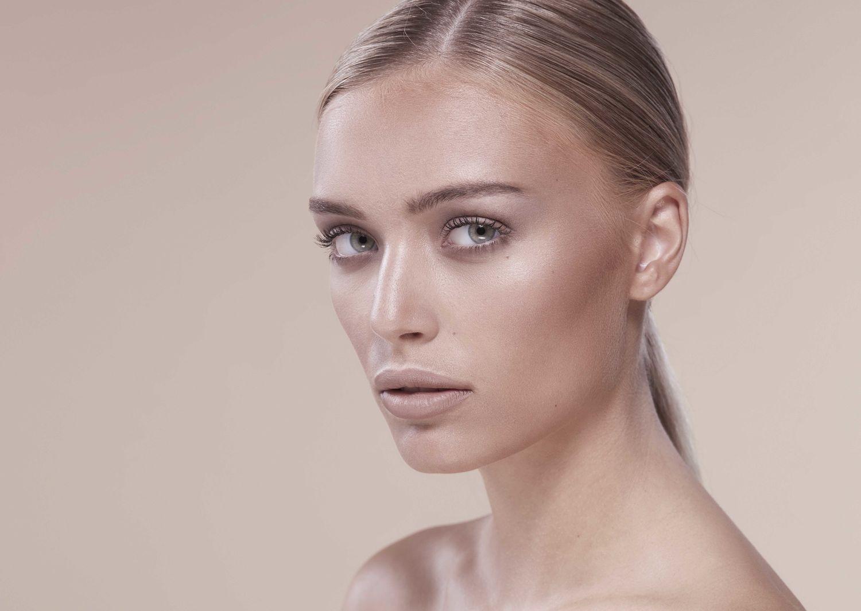 makijaż w duchu minimalistycznym