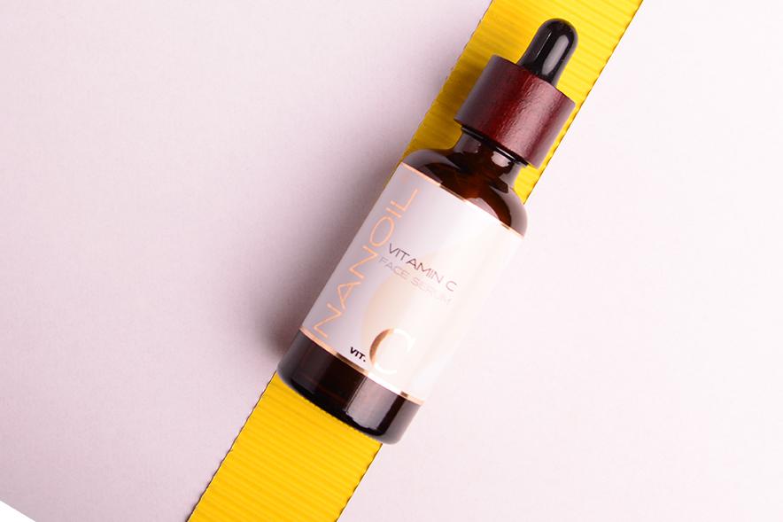 Nanoil ulubione serum do twarzy z witaminą c